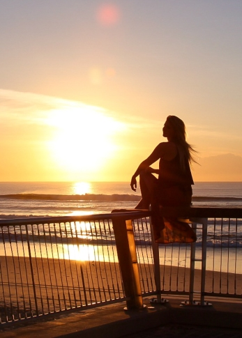 Sunrise at Surfers Paradise 3